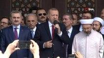 """Cumhurbakşanı Erdoğan: """"Hırsızlara bu işi bırakmayacağız"""""""