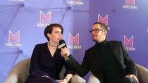 Double Je : rencontre avec les acteurs de la nouvelle série de France 2, Carole Weyers et  Ambroise Michel