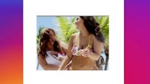Ashley Graham sublime et décomplexée en bikini avec sa soeur