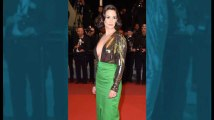 Lucie Lucas, l'actrice de la série Clem, a enflammé le festival de Cannes avec une tenue ultra sexy