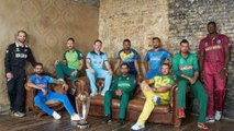 ICC Cricket World Cup 2019 : Virat Kohli's 'King' Pose in this Photo of Cricket World Cup Captains