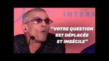 Abdellatif Kechiche s'emporte contre un journaliste au Festival de Cannes