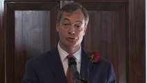 """The Brexit Party's Nigel Farage Says Theresa May """"Misjudged The Mood"""" Of Britain"""