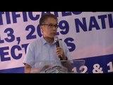 Mar Roxas files candidacy for senator
