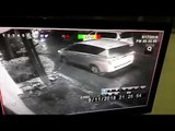 Trillanes shows video of car 'stalking' his house