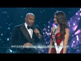 Miss Universe 2018: Top 5 candidates' Q&A