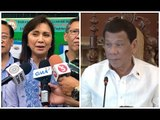Robredo ready to succeed Duterte if revolutionary gov't declared