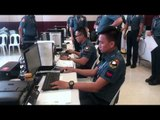 PNP launches 'real time' monitoring center for May 13 polls