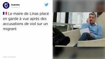 Essonne. Le maire de Linas en garde à vue dans le cadre d'une affaire de viol présumé
