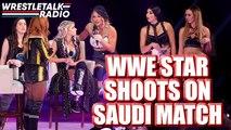 WWE Star SHOOTS On Saudi Arabia!! WWE Champion's Injury SHOCK!! WWE Extreme Rules SHAKE-UP! - WrestleTalk Radio