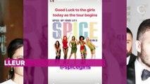 PHOTOS. Le tendre message de David Beckham pour les Spice Girls alors qu'elles repartent en tournée... sans Victoria