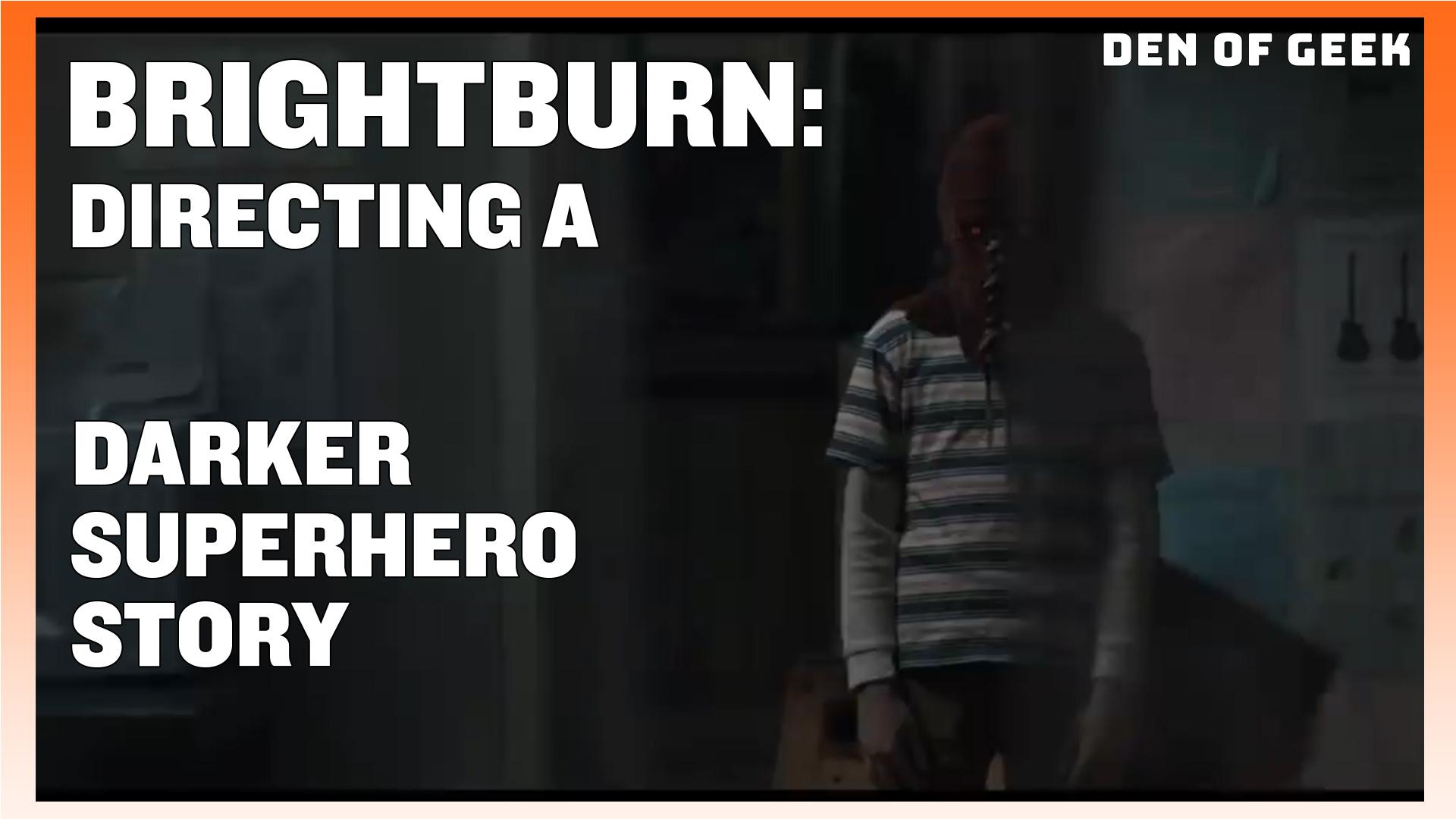 Brightburn (2019) - David Yarovesky Interview