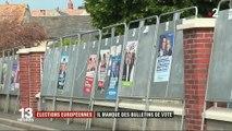 Élections européennes : des bulletins de vote manquent à l'appel
