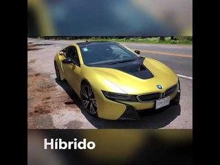BMW i8 Protonic Frozen Yellow Edition Híbrido 2017