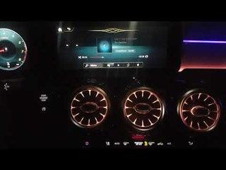 Inteligencia artificial del nuevo Mercedes-Benz Clase A