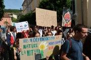 Grève mondiale pour le climat à Gap