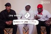 G4 Boyz x Cey Adams - Artist on Artist: Summer Jam Edition presented by PBR