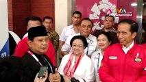 Bertemu Jokowi di Istana, BJ Habibie: Persatuan Kartu Mati!