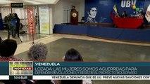 Venezuela: CLAE reconoce papel femenino en procesos revolucionarios