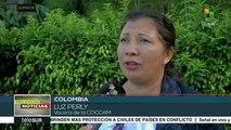 Colombia: preocupa modificación de esquemas de seguridad de líderes