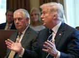 Trump Reignites Feud With Rex Tillerson