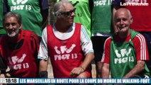 Le 18:18 - Ces Marseillais qui vont disputer la Coupe du monde de... walking foot !