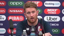 Dawson 'hoping' Morgan is fine after injury scare