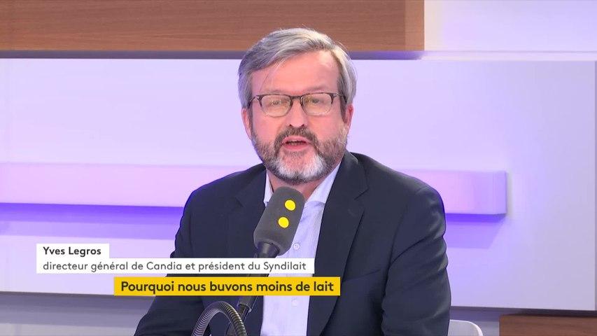Yves Legros (Candia) : « Le petit-déjeuner n'est plus ce qu'il était »
