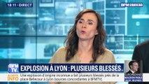 Explosion à Lyon: Plusieurs blessés