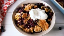Blueberry Dump Cake Satisfies Every Sweet Tooth