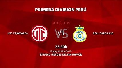 Pre match day between UTC Cajamarca and Real Garcilaso Round 15 Apertura Peru - Liga 1