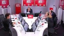 """Européennes : """"Un référendum pour ou contre la politique de Macron"""" dit Bardella sur RTL"""