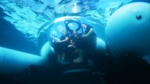 Uber Introduces World's First Rideshare Submarine