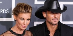 On The Rocks? Tim McGraw's A Flirt & Wife Faith Hill Is Sick Of It