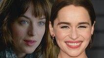 Why Emilia Clarke Said No to 'Fifty Shades of Grey'