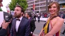 """L'équipe du film """"Yves"""" de Benoît Forgeard est sur le tapis rouge - Cannes 2019"""