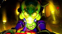 "CRASH TEAM RACING NITRO FUELED ""Mode Aventure"" Bande Annonce"
