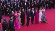 Les artistes sur le tapis rouge pour rendre hommage à Bruno Belbonnel  - Cannes 2019