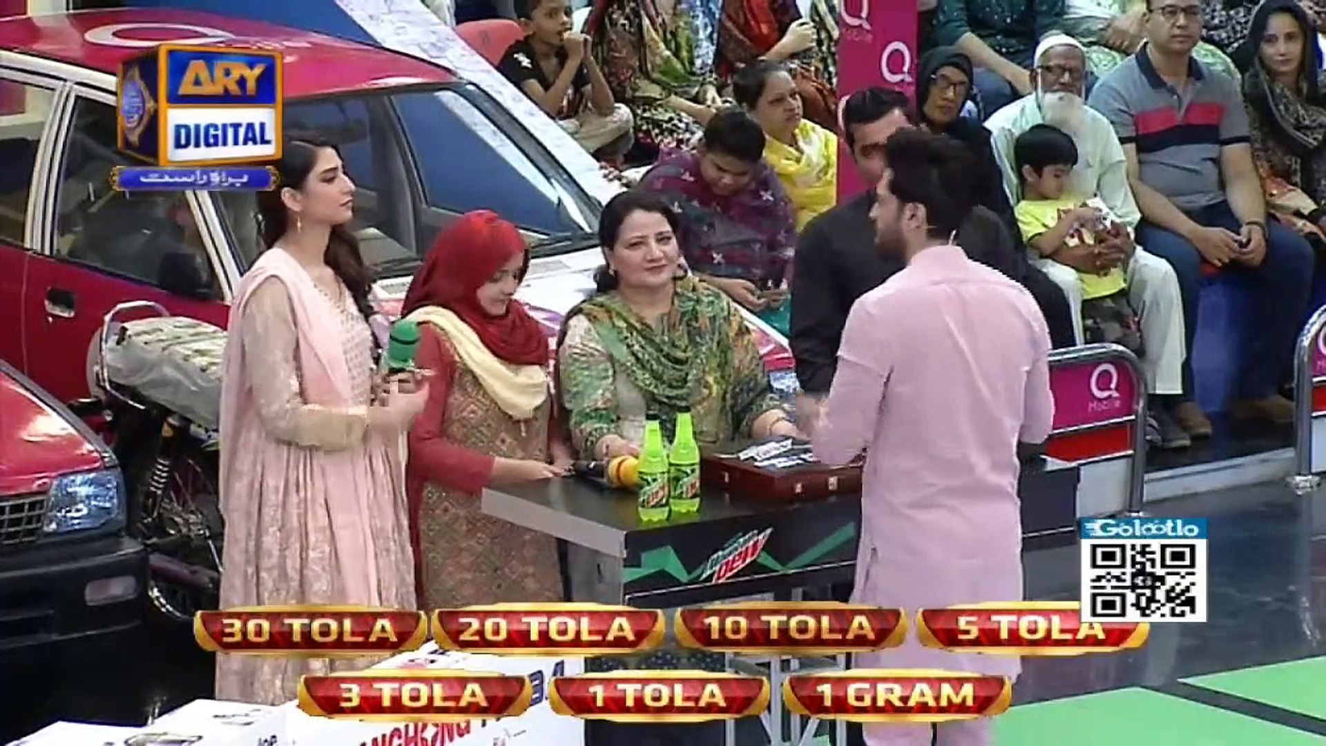 Jeeto Pakistan | Guest | Umar Akmal & Rimsha Khan | 24th May 2019