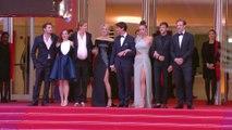 L'équipe de Sibyl, dernier film en compétition, illumine le tapis rouge - Cannes 2019
