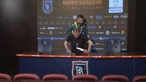 Medipol Başakşehir-Aytemiz Alanyaspor maçının ardından - Sergen Yalçın