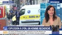 Explosion à Lyon: Au moins sept blessés (3/3)