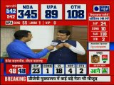 Devendra Fadnavis on Speaks on Lok Sabha Election Results 2019, PM Narendra Modi