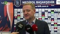 """Göksel Gümüşdağ: """"Galatasaray maçında yaşanan olaylar Türk futboluna zarar verdi"""""""