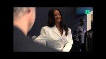 Les premières images de la collection de Rihanna pour LVMH