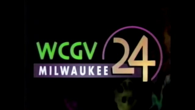 WCGV-TV Sign On History (UPDATED)