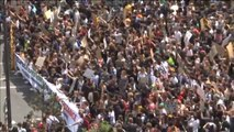 Cientos de ciudades se suman a las protestas contra el cambio climático