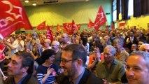 Ian Brossat fait salle comble à Martigues
