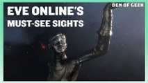 EVE Online: The Must-See Sights Of New Eden