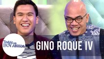 Gino gives a message to Barbie Imperial | TWBA
